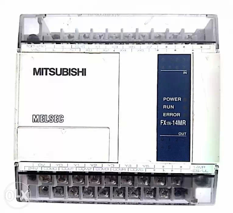 Mistubishi make PLC Low cost and Very Good working Condition