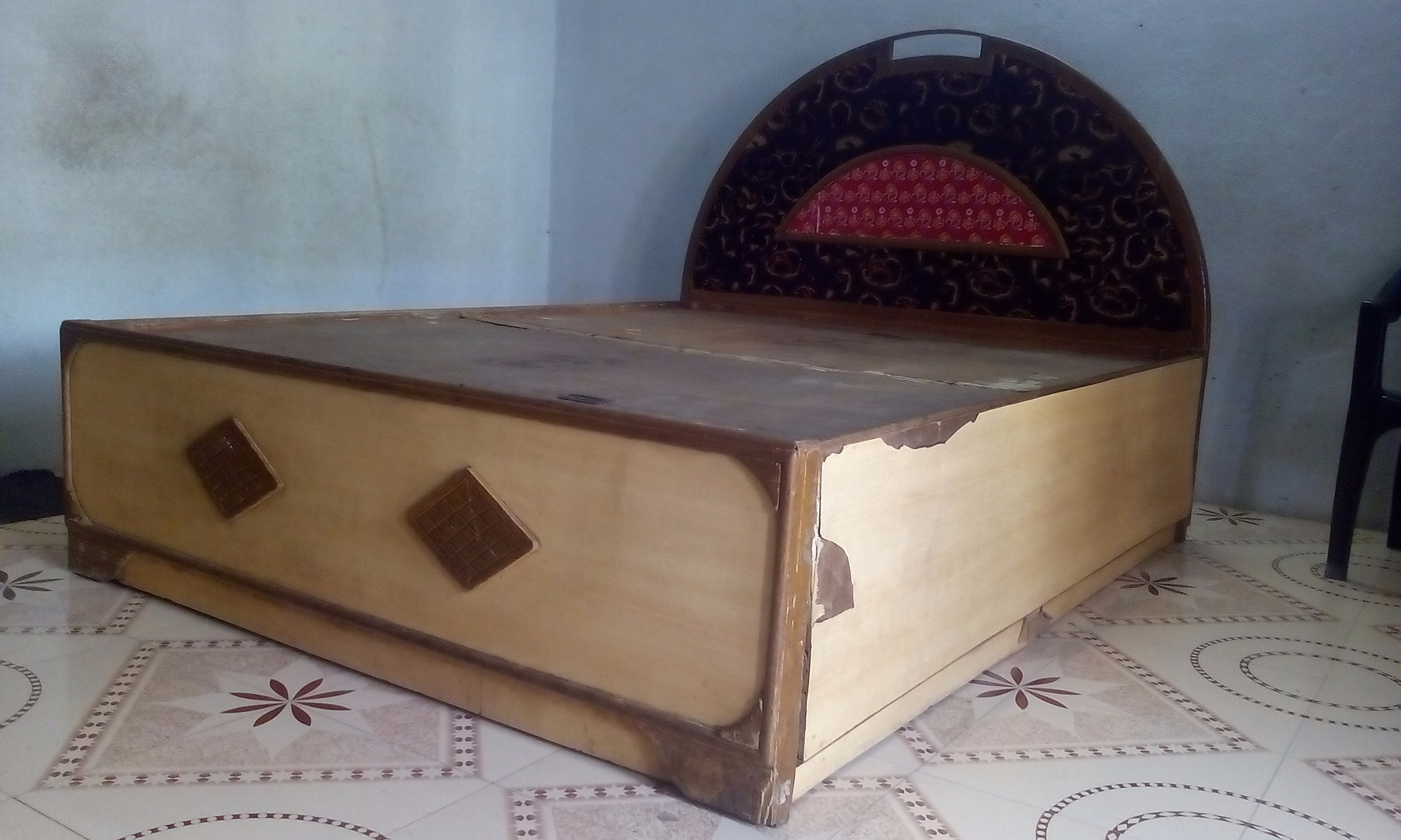 quality design 3d0aa 84215 Double Bed Box type | All India Bazaar- Buy or Sell Second ...